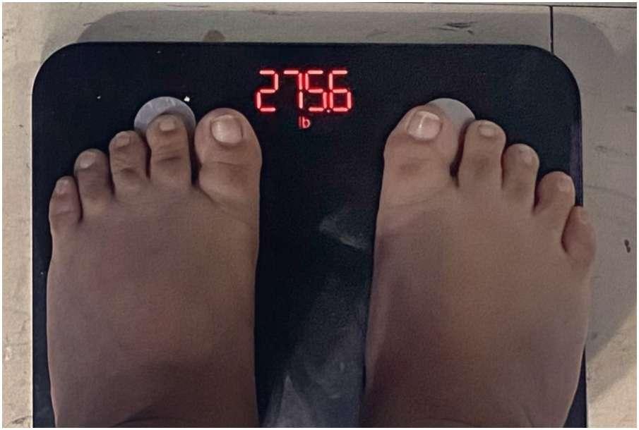 weight machine - India TV Hindi