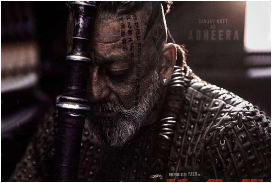 Sanjay Dutt in KGF Chapter 2 as adheera - India TV Hindi