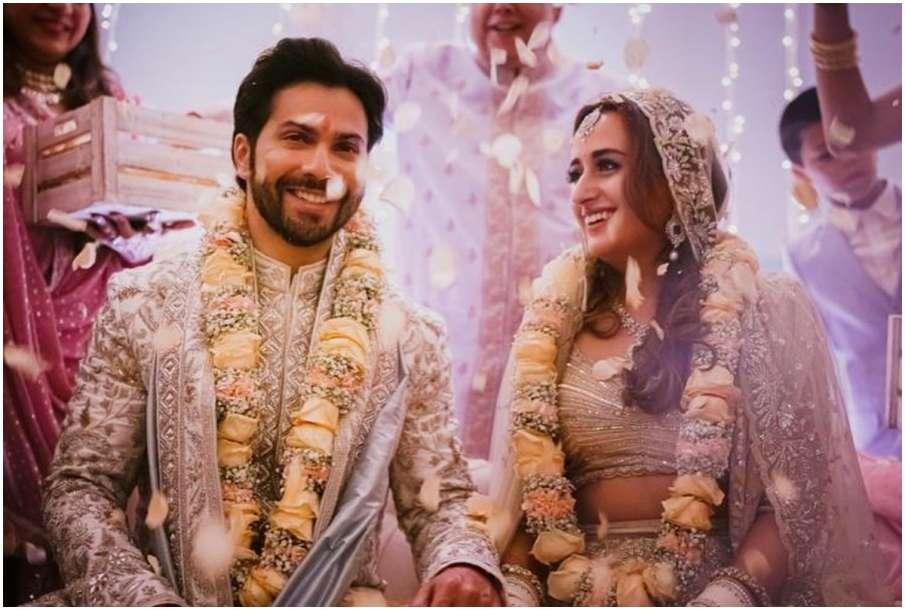 Varun Dhawan marries girlfriend natasha dalal- India TV Hindi