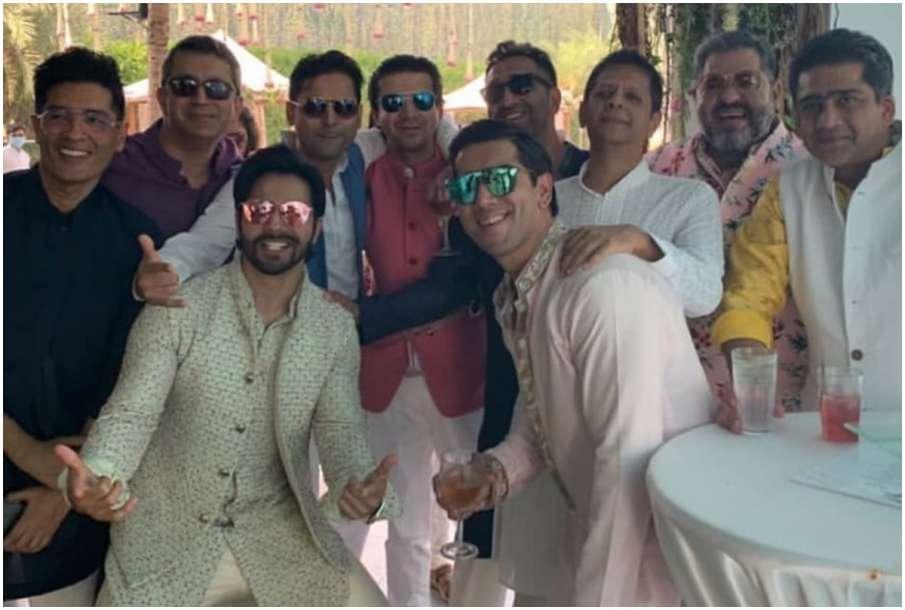Varun Dhawan Natasha Dalal Wedding- India TV Hindi