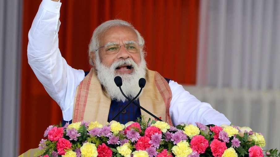 देश की संप्रभुता को चुनौती देने की कोशिश का भारत दे रहा है मुंहतोड़ जवाब: पीएम मोदी- India TV Hindi