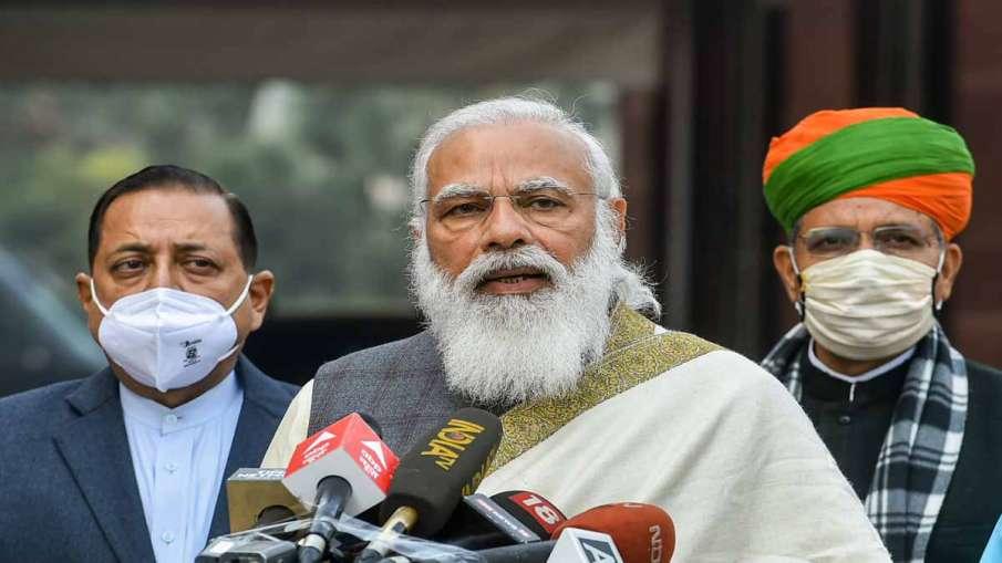 26 जनवरी की हिंसा पर पीएम मोदी का पहला बयान, जानें क्या कहा- India TV Hindi