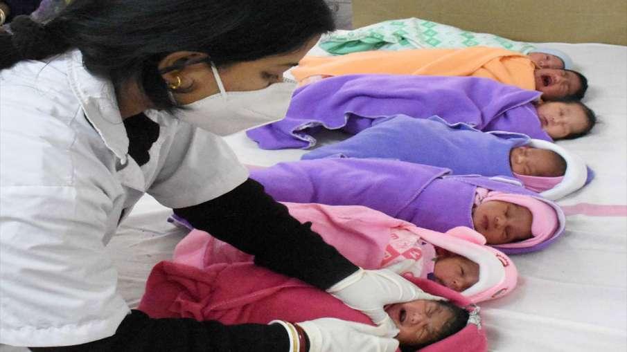 'पोलियो रविवार' पर देश में 89 लाख बच्चों को पोलियो की दवा पिलाई गई- India TV Hindi