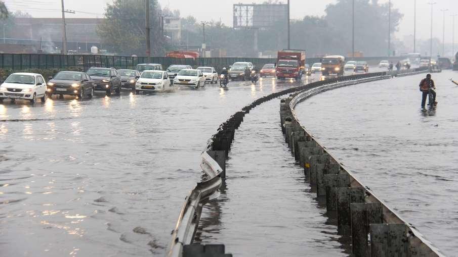rain predicted in Delhi West North West Delhi North Delhi by IMD दिल्ली के इन इलाकों में अगले दो घंट- India TV Hindi
