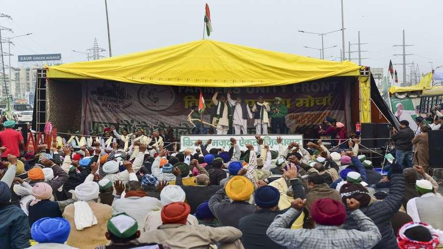 kisan andolan farmer protest issue can be resolved today says government किसानों से बातचीत से पहले स- India TV Hindi