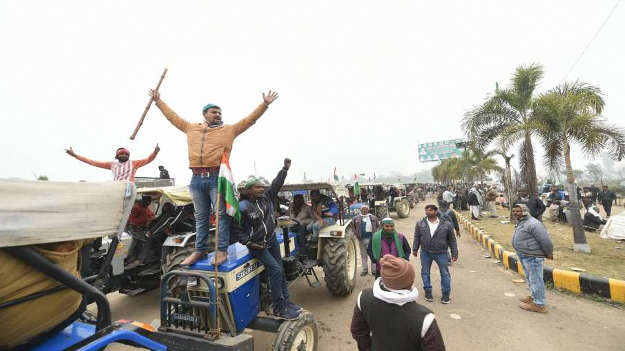 Tractor rally Republic Day it doesn't matter whether Delhi Police gives permission or not says farme- India TV Hindi