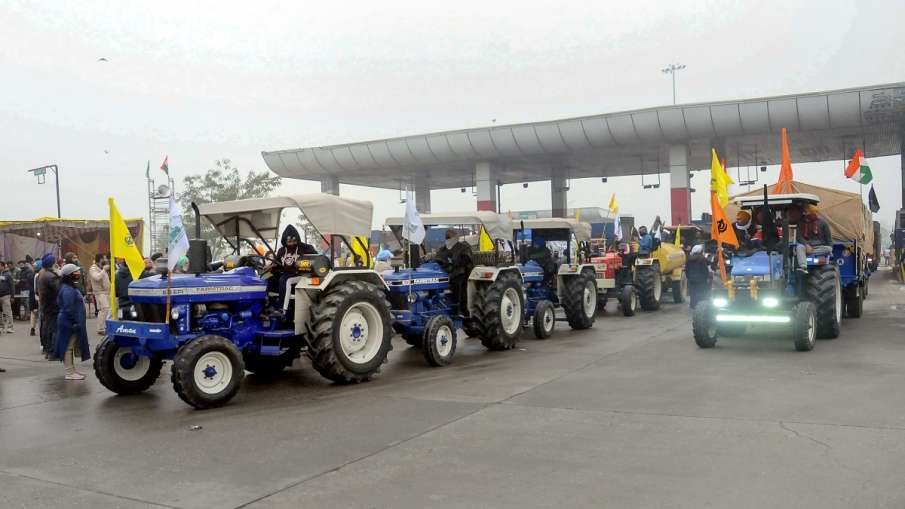 Tractor Rally on Republic Day Farmer leader Sukhwinder Singh Sabhra says we want to go on ring road - India TV Hindi