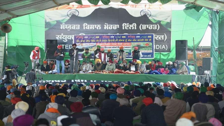 kisan andolan punjab cm amarinder singh calls all party meeting Kisan Andolan पर सियासत तेज! कैप्टन - India TV Hindi