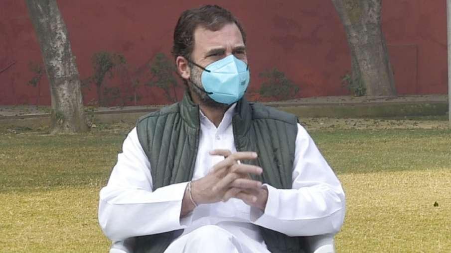 """""""राहुल गांधी हैं योद्धा, 'दिल्ली के शासक' को लगता है उनसे डर"""", शिवसेना ने बांधा तारीफों का पुल- India TV Hindi"""