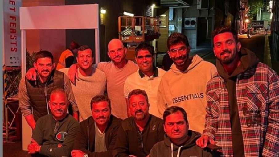 KL Rahul Share Pic on Instagram- India TV Hindi
