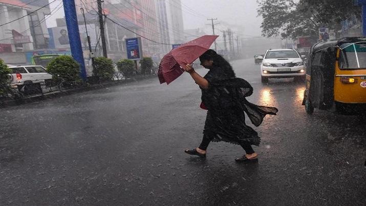 IMD Weather Forecast alert rain heavy fog madhya pradesh uttar pradesh delhi cold wave- India TV Hindi