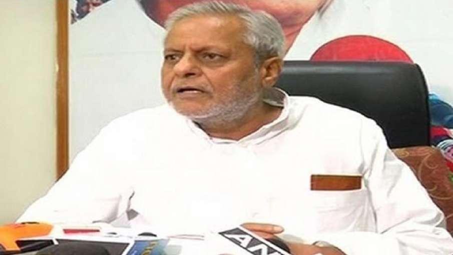 समाजवादी पार्टी ने विधानपरिषद के लिए राजेंद्र चौधरी और अहमद हसन को बनाया उम्मीदवार- India TV Hindi
