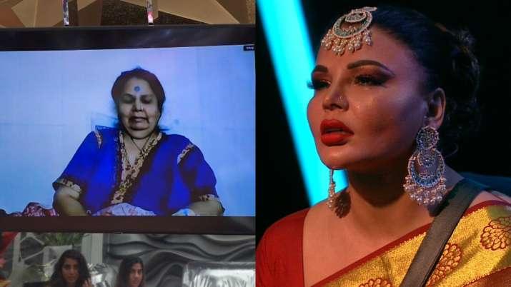Rakhi Sawant with mother - India TV Hindi