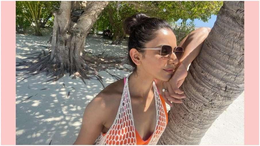 रकुल प्रीत ने शेयर किया अपना फिटनेस मंत्र- India TV Hindi
