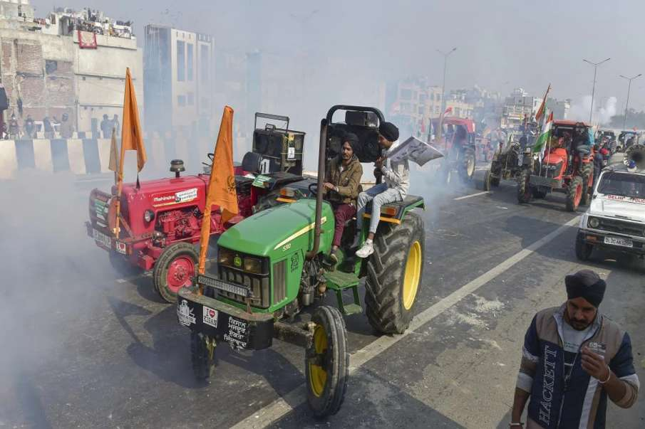 Over 100 persons missing since Jan 26 tractor rally says Sanyukt Kisan Morcha - India TV Hindi