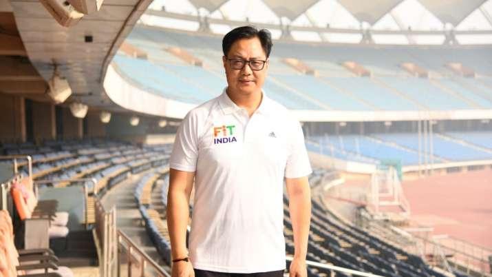 Sports Minister Kiren Rijiju inaugurates Sai Training Center in Assam- India TV Hindi