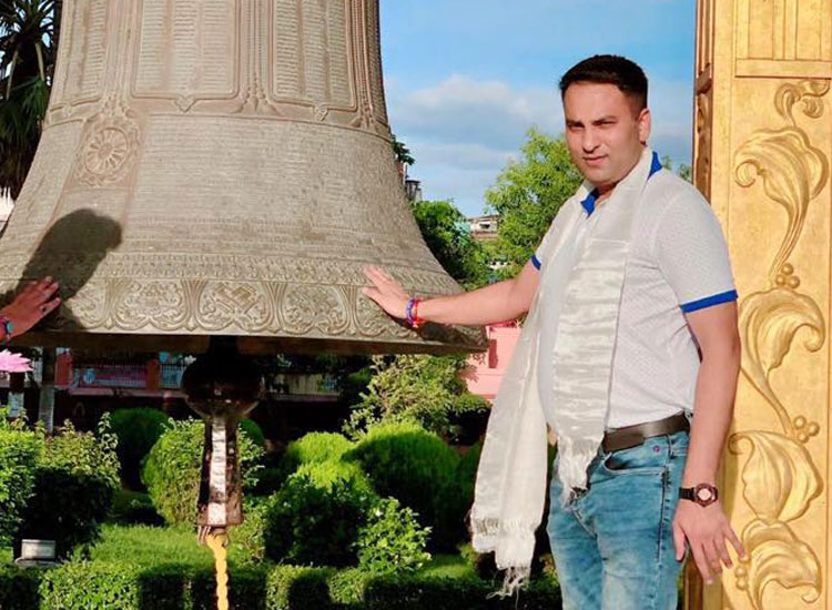 Rupesh Singh- India TV Hindi