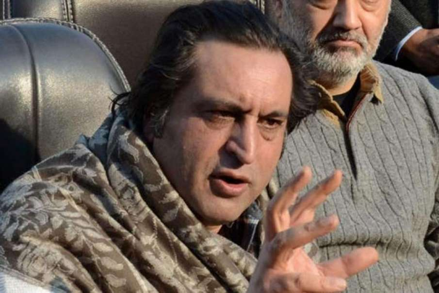 Sajad Lone quits Gupkar Alliance 3 months after its formation- India TV Hindi