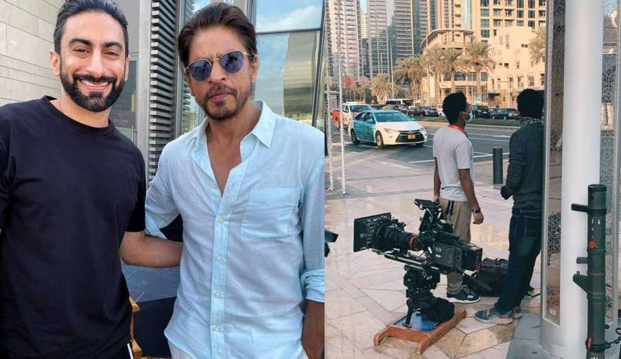 shahrukh khan pathan shooting in dubai - India TV Hindi