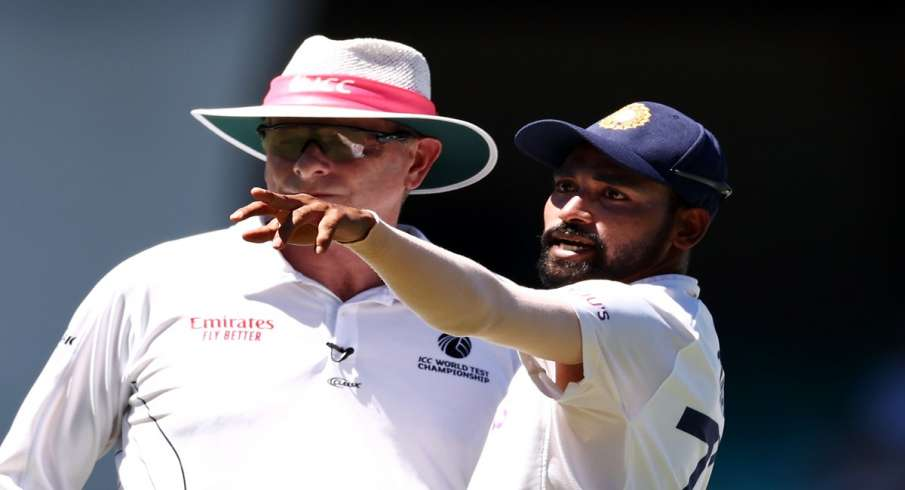 Nathan Lyon, Mohammed Siraj, racial remarks, sports, cricket- India TV Hindi