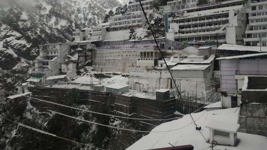Alert: भारी बर्फबारी और बारिश होने का अलर्ट जारी, जानें कई दिनों के मौसम का हाल- India TV Hindi