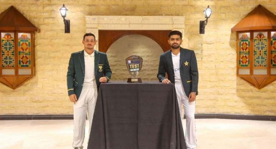 South Africa, Pakistan, 1st Test Match, cricket, sports, Babar Azam - India TV Hindi