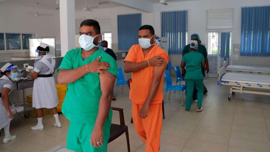 Covishield vaccination, Covishield vaccines, Covishield vaccine Sri Lanka- India TV Hindi