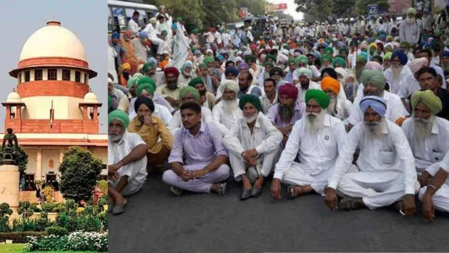Supreme Court Farmers Tractor Rally republic day agricultural Law Farmers Protest on Monday- India TV Hindi