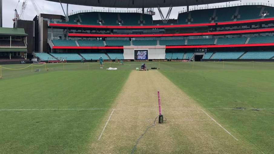 Sydney, Sydney pitch, Sydney Cricket Ground, India vs Australia third Test, India vs Australia, Sydn- India TV Hindi