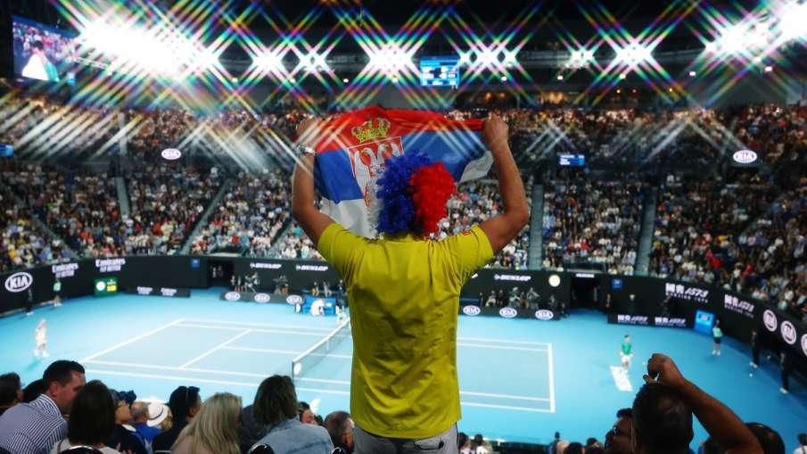 Tennis Arena- India TV Hindi