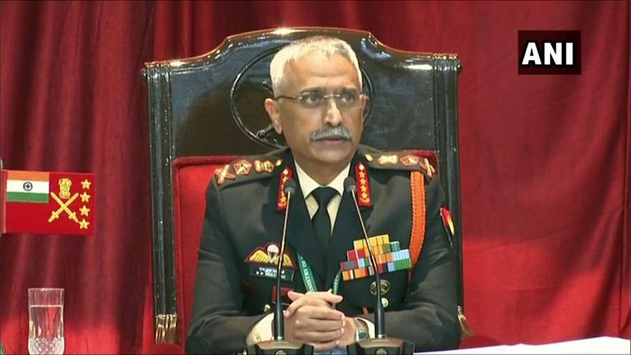 Army Chief General Manoj Mukund Naravane- India TV Hindi
