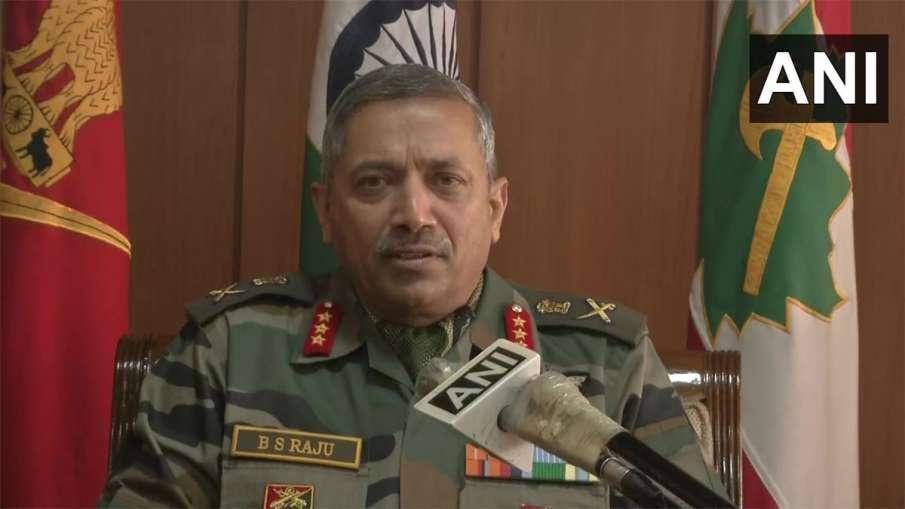 Lt Gen BS Raju- India TV Hindi