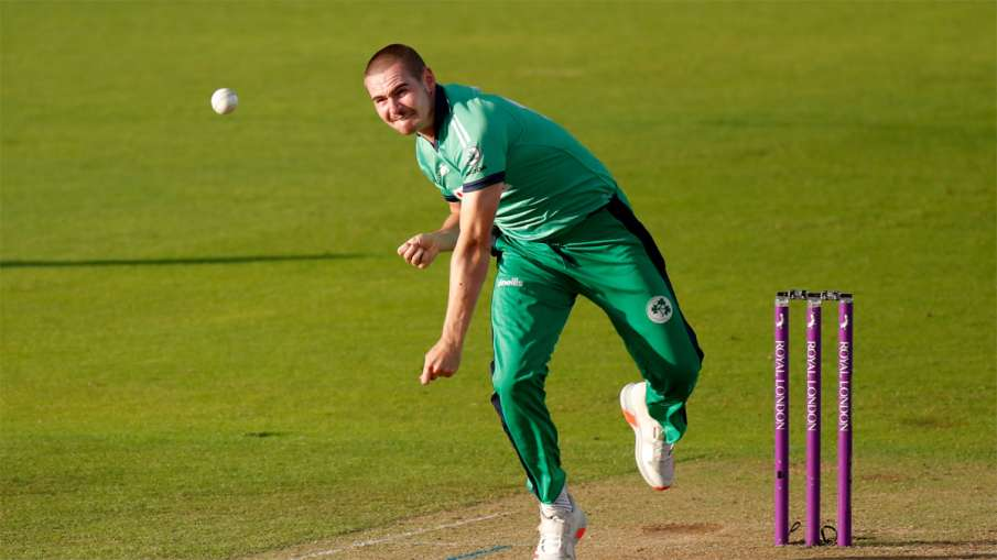 Ireland paceman David Delany ruled out of ODI series with UAE- India TV Hindi