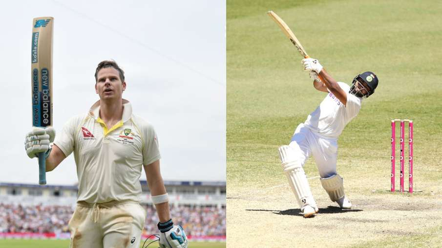 ICC Test Ranking Steve Smith overtakes Virat Kohli Rishabh Pant made big jump- India TV Hindi