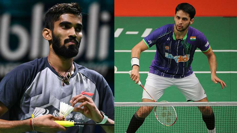 Thailand Open: Kidambi Srikanth reached second round, Kashyap Retire the match due to fitness- India TV Hindi