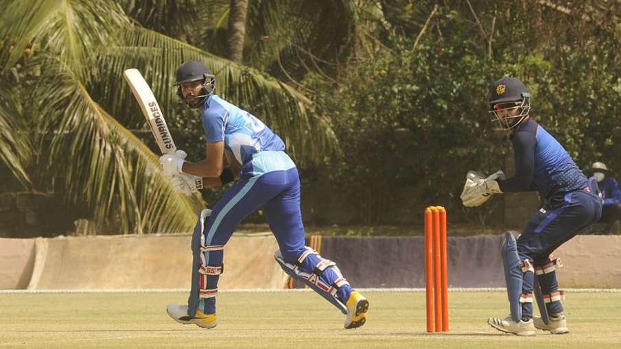 Syed Mushtaq Ali Trophy: Devdutt Padikal played unbeaten innings of 99 runs, Karnataka beat Tripura- India TV Hindi