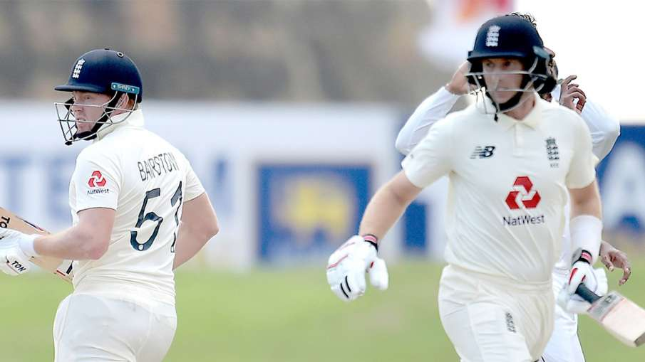 SL vs ENG 2nd Test Day 2: Sri Lanka All Out 381, England scored 98 runs for two wickets- India TV Hindi