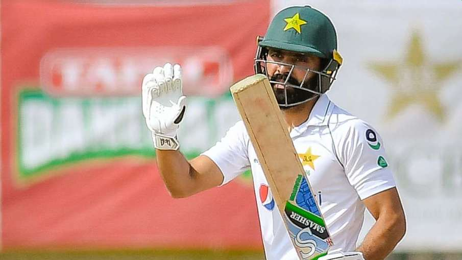 PAK vs SA: Fawad Alam completed century with a six, became the first fort to do so for Pakistan, Wat- India TV Hindi