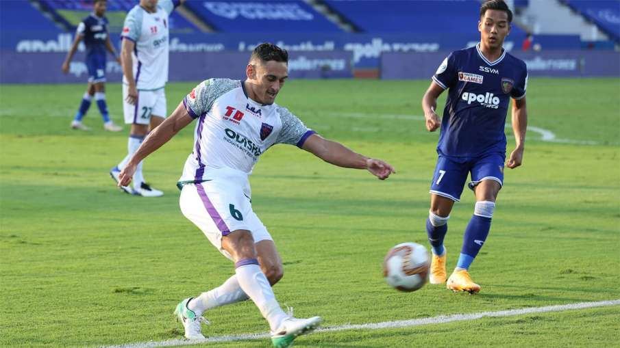 ISL-7: Odisha's effort against Chennaiyin to continue the two-match unstoppable order - India TV Hindi