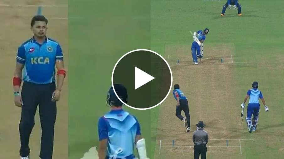 Sreesanth sledding Yashasvi Jaiwal young player gave a befitting reply in this way, watch the video- India TV Hindi
