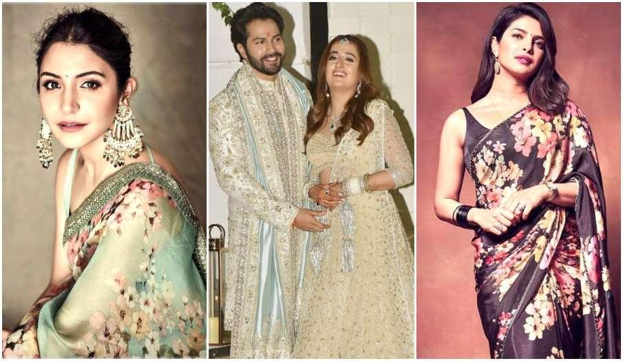bollywood celebs congratulates varun natasha- India TV Hindi