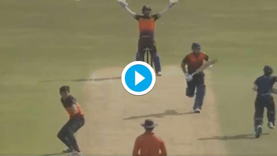 Nagaland Leg Spinner Bowler- India TV Hindi