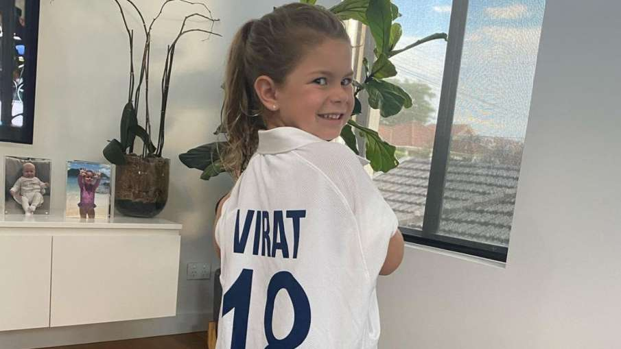 Virat Kohli gave this special gift to David Warner's daughter, Australian player said this on Instag- India TV Hindi