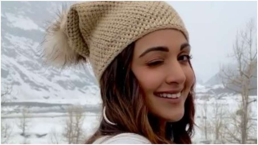 कियारा आडवाणी ने मनाली से शेयर की  तस्वीर- India TV Hindi