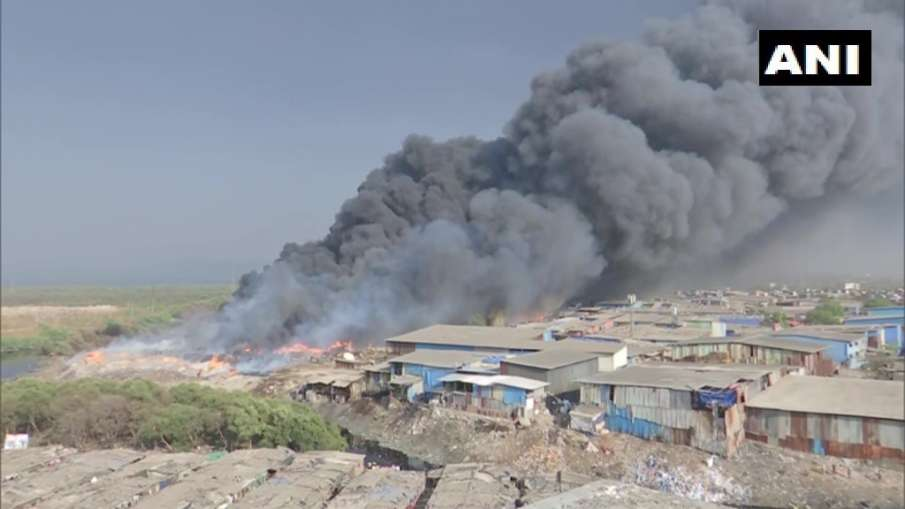 Major fire incident in Mankhurd Mumbai latest update news- India TV Hindi