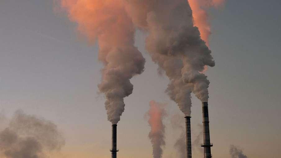 Delhi air pollution deaths, Delhi air pollution greenpeace, Delhi air pollution deaths greenpeace- India TV Hindi