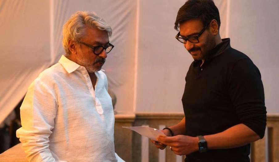 ajay devgn and sanjay leela bhansali collaborates - India TV Hindi