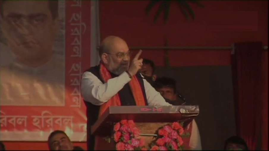I will come here again and again till you lose the election: Amit Shah in Thakurnagar- India TV Hindi