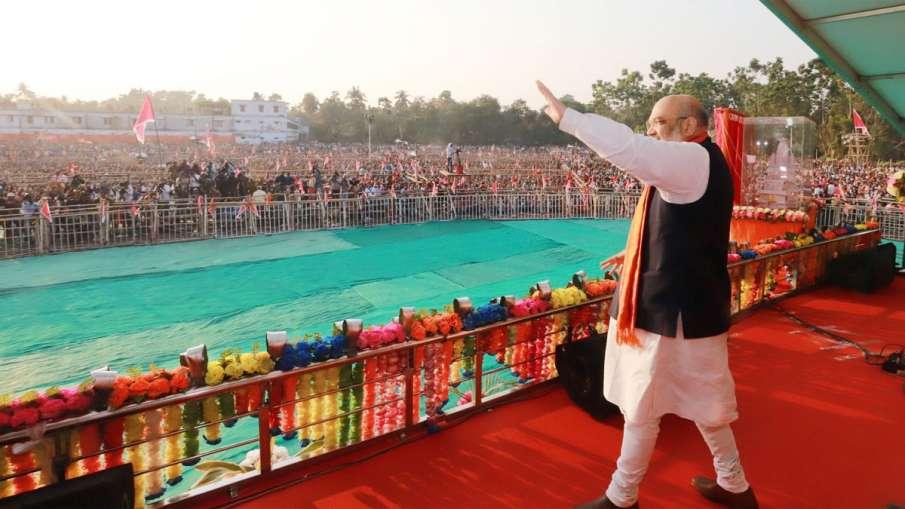 Amit Shah Thakurnagar rally, Amit Shah Thakurnagar, Amit Shah, Amit Shah Bengal- India TV Hindi