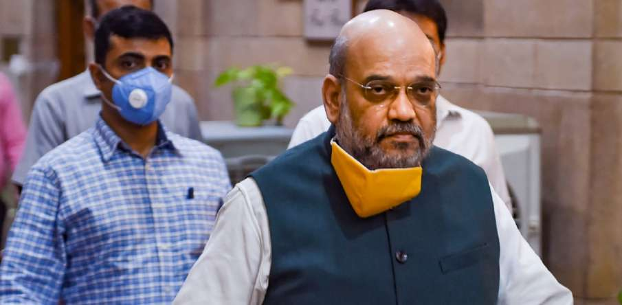 Amit Shah reviews COVID-19 situation as some states report spike in cases- India TV Hindi